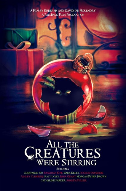 allthecreatureswerestirringposter